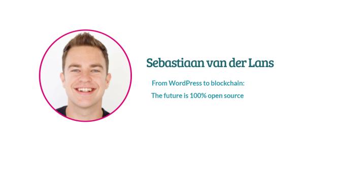 Sebastiaan van der Lans