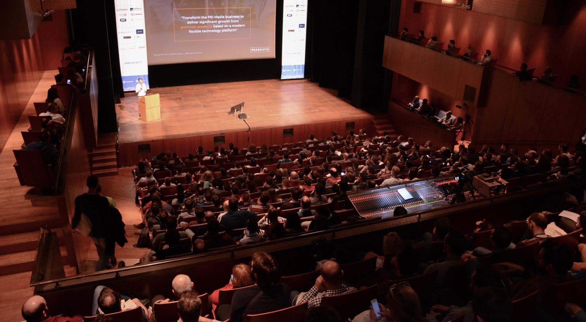 WordCamp Athens 2019 Speakers