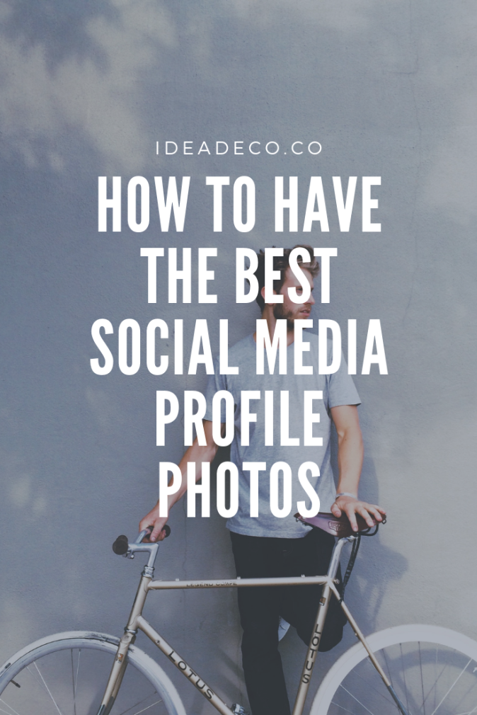 How to have the best social media profile photos