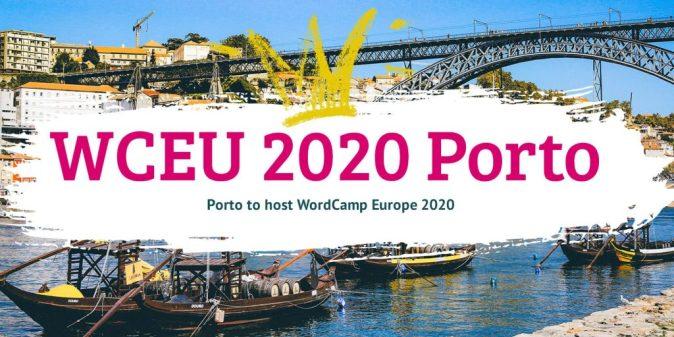 Porto to Host WordCamp Europe 2020 #WCEU
