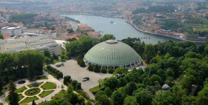 Super bock arena – Pavilhão rosa mota